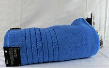 Brand New 4 Bath Towel Set 100% Egyptian Cotton Luxury 630GSM  - Blue