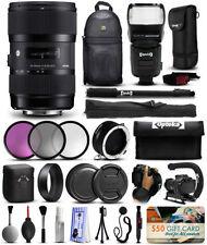 Objetivos para cámaras Sigma