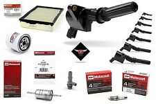 Tune Up Kit 2006-2011 Lincoln Town Car  Heavy Duty Ignition Coil DG508 EV273