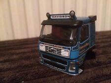 Corgi Heavy Haulage Modern Trucks Volvo FM Davidson Cab Top Only Code 3 1/50
