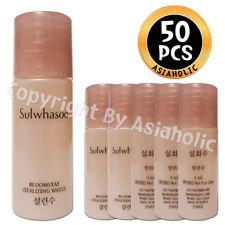 Sulwhasoo Bloomstay Vitalizing Water 5ml x 50pcs (250ml) Sample Newist Version