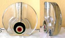 Original-der-Zeit Kristall-vasen für 70er Jahre