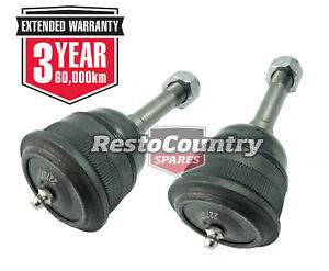 Holden Commodore Front Lower Ball Joints PAIR VB VC VH VK VL NEW suspension