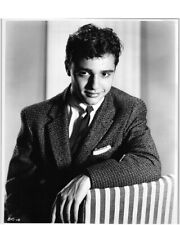 Sal Mineo Vintage Studio Publicity portrait Original Photo young 1950's