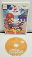 Mario & Sonic At The Olympic Games Beijing 2008 (Nintendo Wii) TESTED FREE SHIP