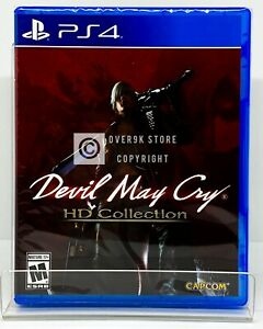 Devil May Cry HD Collection - PS4 - Brand New | Factory Sealed