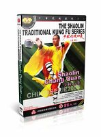 Shao Lin Traditional Kungfu Series - Shaolin Chang Quan by Shi Dejun DVD