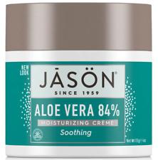 Jason Soothing Organic Aloe Vera 84% Cream 113g Natural Moisturizing  Face Body