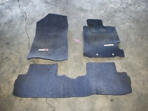 Floor Mats Carpets For 2003 Acura Rsx For Sale Ebay