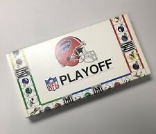 Nfl Playoff Football Board Game 1991 Buffalo Bills & New York Jets Board Game