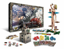 Attack on Titan: The Last Stand-Tactical Board Game-New
