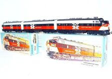 Marklin AC HO 1:87 USA NEW HAVEN EMD F7 DIESEL LOCOMOTIVE 3-Unit Train Set NMIB!