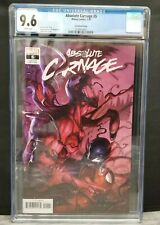 CGC Graded 9.6 Absolute Carnage #5 Marvel Comics 2020