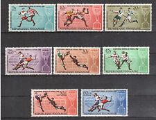 Togo Michelnummer 532 - 539 A postfrisch ( Übersee : 717 )