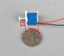 1PCS NEW DC 5V 6mm Push Pull Type Electromagnet Magnet Solenoid For DIY NEW