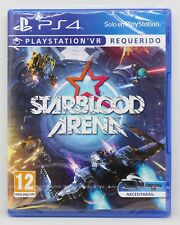 STARBLOOD ARENA VR STAR BLOOD - PLAYSTATION 4 PS4 PLAY STATION PAL ESPAÑA NUEVO