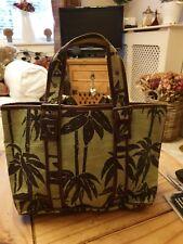 Suzy smith palm tree  bag.