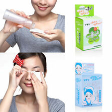 100 Pcs Soft Cotton Makeup Wipes Face Cosmetic Cleaning Tissue Skin Care Product