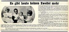 Die Gesellschaft Henri Nestlé Nestlés Kindermehl Es gibtHistorische Annonce 1910