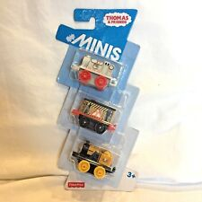 Thomas The Train & Friends Toys Fisher-Price MINIS Trains 3 Pack NEW