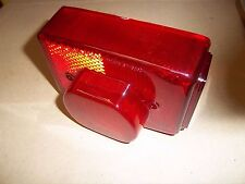 TRIUMPH TR7 T120 T140 BONNEVILLE LUCAS TYPE 917 REAR TAIL LAMP LENS - 06-8058 P