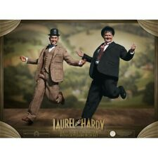 BCLH0022 - 1/6 STAN LAUREL AND OLIVER HARDY CLASSIC SUITS FIGURE BOX SET LIMITED