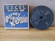 Vintage 16mm Film~Excel Movies~Barney Google~#C-104~Spark Plug~1919~w/Orig. Box