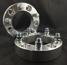 2x Custom 1 Inch Wheel Spacers¦ 5x5.5 To 5x5.5 ¦ 1/2 UNIF Dodge Ram 1500 Durango