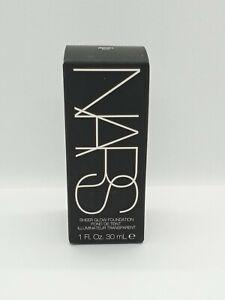 NARS Sheer Glow Foundation Medium 2 Santa Fe 6045 1 Fl oz
