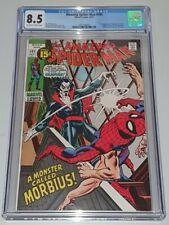 AMAZING SPIDERMAN #101 CGC (8.5) MARVEL COMICS 1ST APP MORBIUS OCTOBER 1971 (SA)