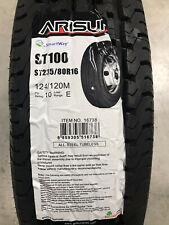 1 New ST 235 80 16 LRE 10 Ply Arisun ST100 Radial Trailer Tire