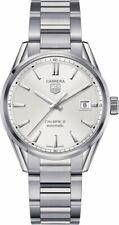 Tag Heuer Carrera Silver Dial Men's Automatic Watch WAR211B.BA0782