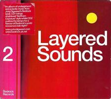 Layered Sounds 2, 2cd set - 25 track compilation