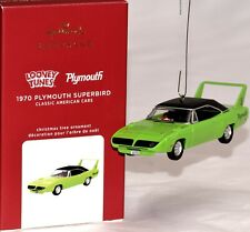2020 Hallmark 1970Plymouth Superbird Classic American Cars Series30 Metal Muscle