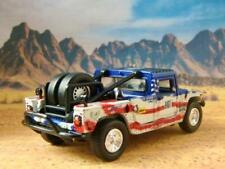 Tom Wamberg Racing Hummer Baja Rally Trophy Truck 1/64 Scale Limited Edition P