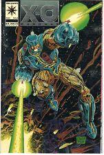 Manowar X-O Foil Cover #0 Valiant Comic Book