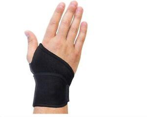 Attelle du canal carpien réglable soutien du poignet attelle de Compression