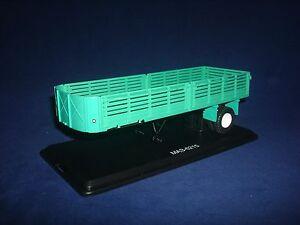 MAZ 5215 semitrailer green SSM7011  1:43