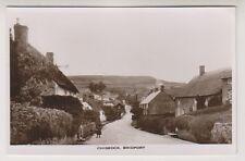 Dorset postcard - Chideock, Bridport - RP