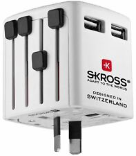 SKROSS World USB Charger Travel 1300mA