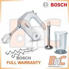 Electric Hand Mixer BOSCH MFQ 4070 5 Speeds Whisk 500W White Handheld