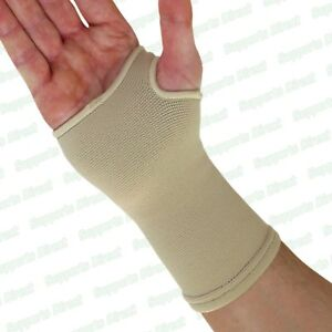Elastic Compression Wrist Support Brace for Carpal Tunnel, Arthritis Sprain Pain