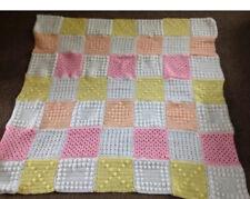 Dolly Mixture Crochet Baby Blanket