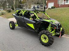 2020 Can Am Maverick X3 Max Xmr Turbo RR