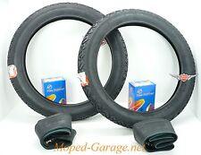 Kreidler Florett K 54 RS RMC LF  2 3/4 x 17 Zoll Reifen mit Schlauch Satz Neu *