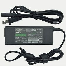 AC Adapter Cord Battery Charger For Sony Vaio SVE14A37CXH SVE15113FXS SVE151D11L