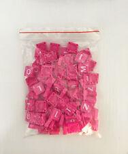 200 Scrabble Tiles Full Size Set Letters Art & Crafts Scrapbook Plastic Wooden