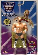Stone Cold Steve Austin WWF 1997 Bend-Ems Wrestling Action Figure NIB Just Toys