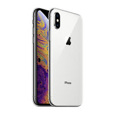 APPLE IPHONE XS 256GB ARGENTO SILVER VIDEO 4K DISPLAY GARANZIA 24 MESI HD 5,8
