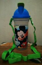 Tupperware Mickey Mouse Tumbler with strap
